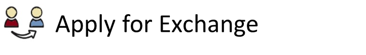 Apply for Exchange